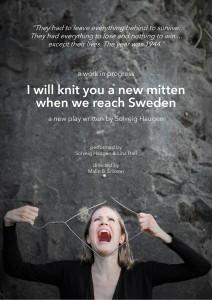 I will knit...25%